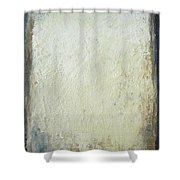 Misty December Shower Curtain