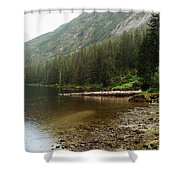 Misty Fjord 2 Shower Curtain