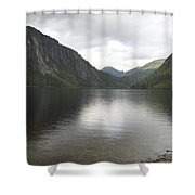 Misty Fjord 3 Shower Curtain