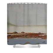Misty Morn Shower Curtain