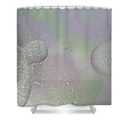 Mitosis Shower Curtain