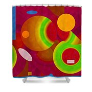 Mix And Match Shower Curtain