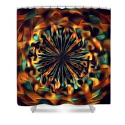 Mix It Up Shower Curtain