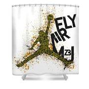 Mj23 V.1.1 Shower Curtain