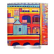 Mjs Lowell Shower Curtain