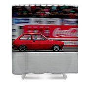 Mk1 On Track Shower Curtain