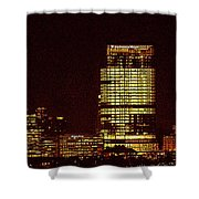 Mke Wi Shower Curtain
