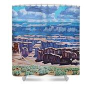 Arches National Park,moab, Utah Shower Curtain