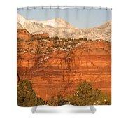 Moab Utah Shower Curtain