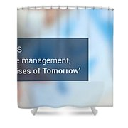 Mobile-app-development-solutions-mobiloitte Shower Curtain