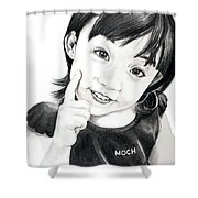Moch Shower Curtain