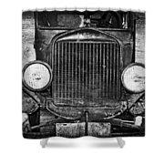 Model T 1924 Shower Curtain