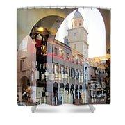 Modena, Italy Shower Curtain