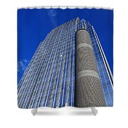 Modern Architecture II Shower Curtain