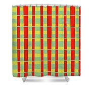 Modern Art 25 Shower Curtain