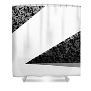Modern Art 3 Shower Curtain