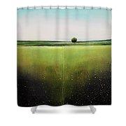Modern Day Shower Curtain