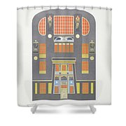 Modern Designs Shower Curtain