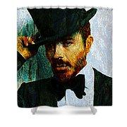 Modern Van Gogh Xiii Shower Curtain