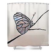 Modest Elegance Shower Curtain