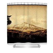 Moel Siabod Shower Curtain