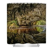 Moira Arch Cave Shower Curtain