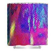 Moire No. 2 Shower Curtain