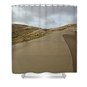 Mojave Preserve Kelso Dunes Shower Curtain