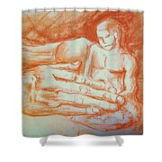 Mold Me Shower Curtain