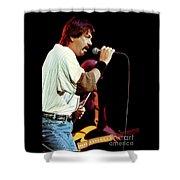 Molly Hatchet-93-danny-3692 Shower Curtain