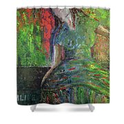 Molly Malone Shower Curtain