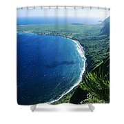 Molokai, View Shower Curtain