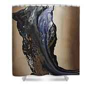 Molten Dreams Shower Curtain
