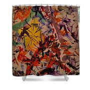 Moment Of Emotions Shower Curtain