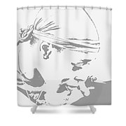 Moment To Remember  Shower Curtain
