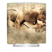 Moments Shower Curtain
