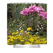 Moms Garden Shower Curtain