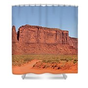 Momument Valley Shower Curtain