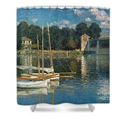 Monet: Argenteuil Shower Curtain