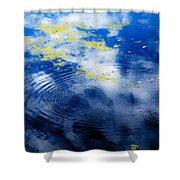 Monet Like Water Shower Curtain
