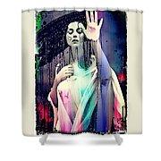 Monica Shower Curtain