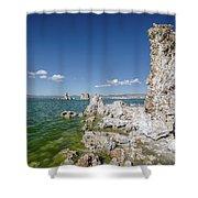 Mono Lake No.1 Shower Curtain