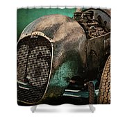 Monoskate George Reed Special Shower Curtain
