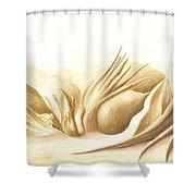 Monoworld Shower Curtain