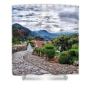 Monserrate - Colombia Shower Curtain