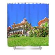 Monserrate Palace Sintra Shower Curtain
