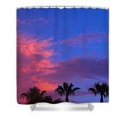 Monsoon Sunset Shower Curtain by James BO  Insogna
