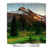 Montain Shower Curtain