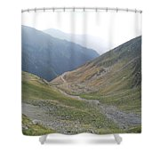 Montain View 2 Shower Curtain