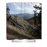 Montana - Wilderness Shower Curtain
